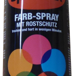 Spray de couleur