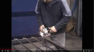 Traitement ferronneries